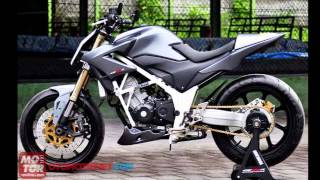 Modifikasi Motor Honda CB150R