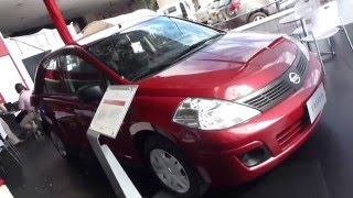 2014 Nissan Tiida 2014 Video Review Caracteristicas Venta