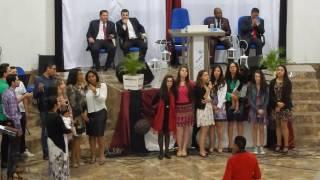 mocidade da ieadar no congresso dos adolescentes 2016