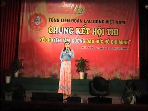 Lethulieu-Ke chuyen ve tam guong dao duc Ho Chi Minh.