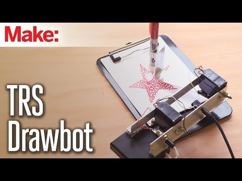 How Much Bot Would a Drawbot Draw if a Drawbot Could DrawBot?
