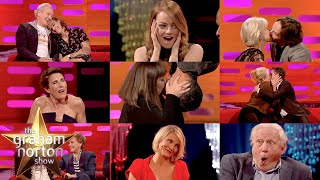 Sexiest Moments On The Couch - Valentine's Day