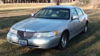 2002 Lincoln Town Car - Grand Marquis Replacement videos