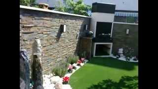 Ideas para diseñar un jardín. Paisajismo