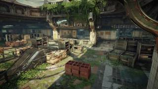 Gears of War 4 - Checkout Multiplayer Map Flythrough