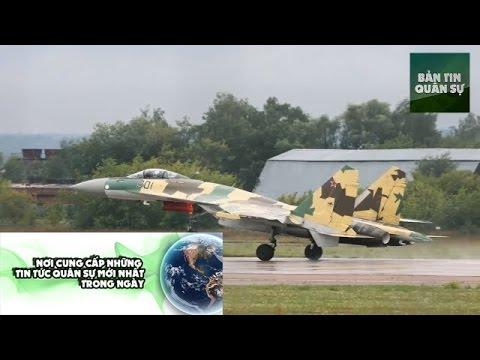 Tin Tức Quân Sự Việt Nam - Su 35 Có