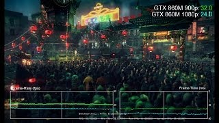 Nvidia GTX 860M Benchmarks (Crysis 3, Battlefield 4 and More)