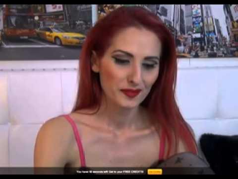Sexy porn star in bra