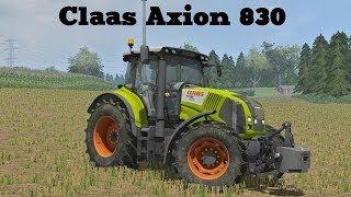 Farming Simulator 2013 Presentazione Claas Axion 830 by Sotillo
