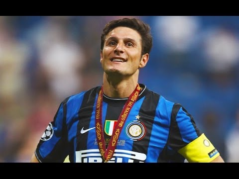 Javier Zanetti - The Legend | HD