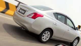 2013 Nissan Almera Test Drive Live Life Drive