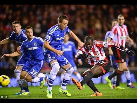 Sunderland-Chelsea 3-4 Lampard Hazard Goals win it! Review & Match Reaction