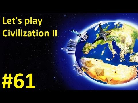 Let's play Civilization II 2 [61] Apollo Program