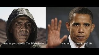 The Antichrist Is Barack Obama. Satan From The History