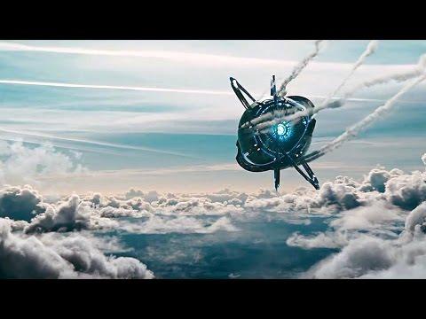 Attraction tráiler - ciencia ficción rusa (2017)