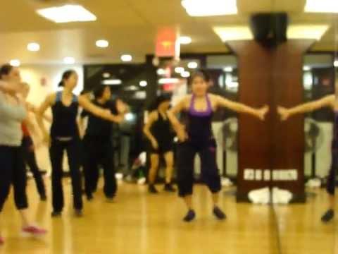 Roxy Fitness - LA LANGOSTA Amarfis * MERENGUE *