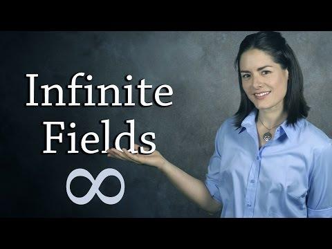 Field Examples - Infinite Fields  (Abstract Algebra)