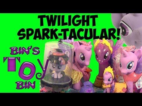 My Little Pony Bins Toy Bin