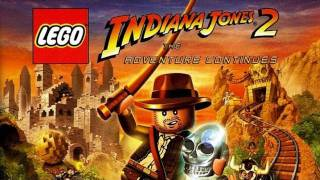LEGO Indiana Jones 2 Movie To Game Parody Trailer #2 HD