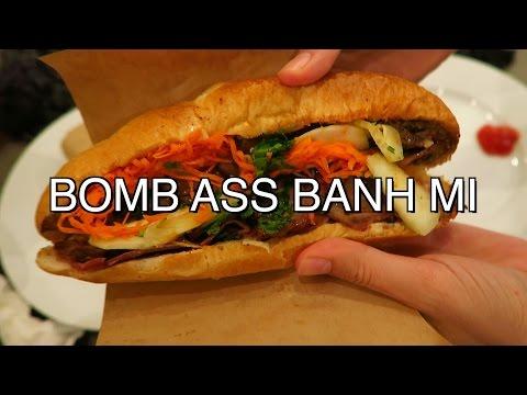 HANOI BEST BANH MI - IS IT?