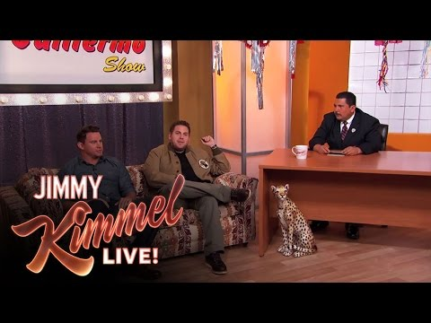 The Guillermo Show with Jonah Hill & Channing Tatum