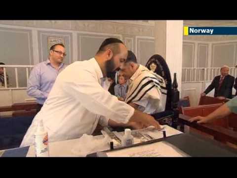 Scandinavian Circumcision Ban: proposed Norway circumcision ban poses threat to Jewish tradition