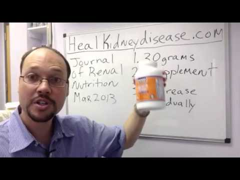 Natural Remedy and Supplement To Reverse Kidney Disease