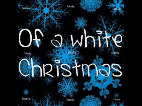Glee - White christmas (full version + lyrics) - YouTube