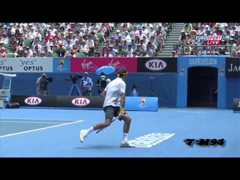 Roger Federer - 30 Years of History (HD)