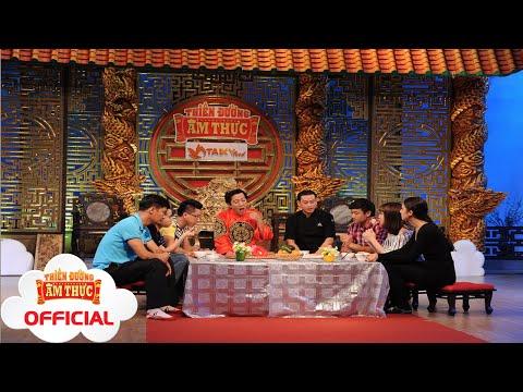 Thiên Đường Ẩm Thực - Tập 15 - Băng Di, Quý Bình - Full HD (25/10/2015)