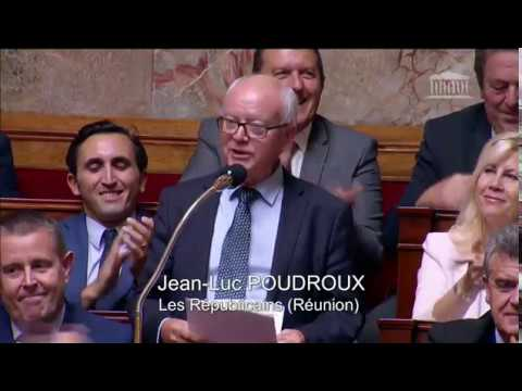 M. Jean-Luc Poudroux - Lutte contre la précarité dans les territoires ultras-marins
