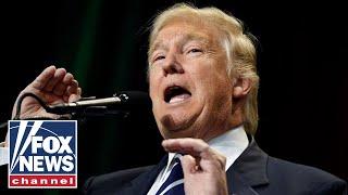 Trump addresses the Republican Jewish Coalition