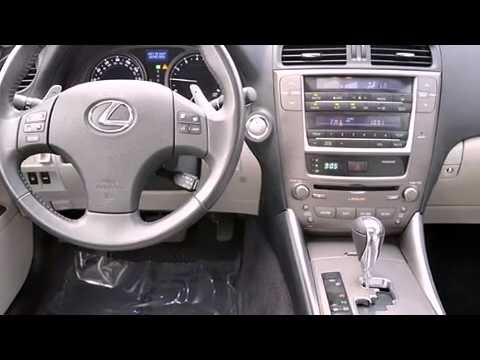 2010 Lexus IS 250 Fort Lauderdale FL