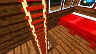 Minecraft Mroczna Historia Opowieść 1 Odc.01 Dziwne