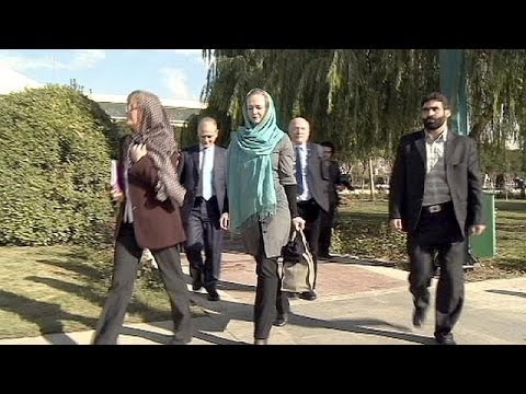 EU parliamentarians visiting Iran meet female MPs