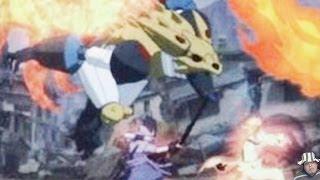 Mecha Kyuubi Naruto Announced 4 Storm Revolution & New Character J-Stars Victory Vs. Kuro Sensei
