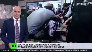 Turns out, sources reporting on chemical attack in Douma are sponsored by West… Still surprised?