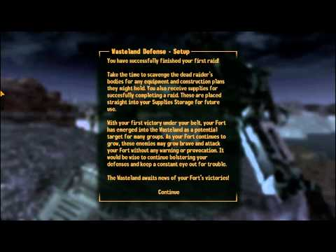Fallout New Vegas Mods: Wasteland Defense 2 - Part 1