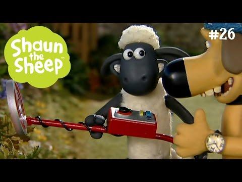 Máy dò kim loại - Những Chú Cừu Thông Minh