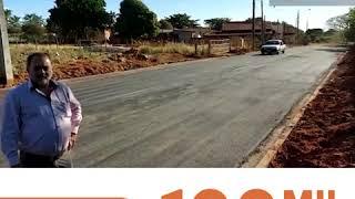 100 mil para recapeamento em Nhandeara