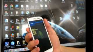 Samsung Galaxy S3 How To Unroot And Flash Stock Firmware