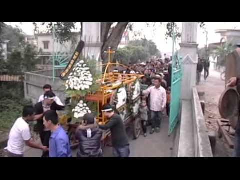 Lễ tang Nguyễn Văn Công - p1