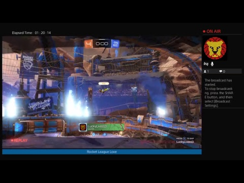 Rocket League Live Gameplay and Commentary!!!