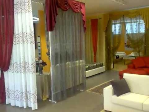 Negozio tende per interni cucina soggiorno camera da for Tende da camera da letto immagini
