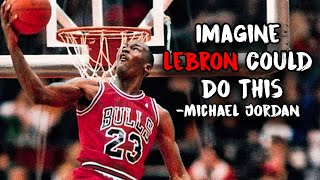 7 Stories That Prove Michael Jordan WAS NOT HUMAN