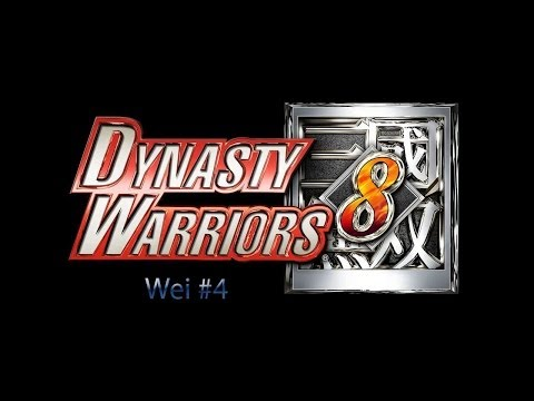 Dynasty Warriors 8 -Wei Part 4