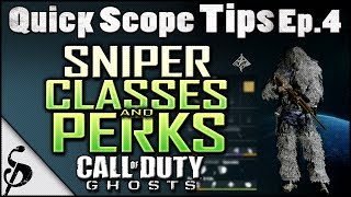 Call Of Duty Ghosts Quick Scope Tips Ep4 Best Sniper