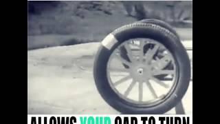 ¿Sabes cómo es el mecanismo que hace funcionar un coche?