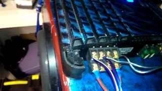 Como Conectar Un Amplificador De 4 Canales