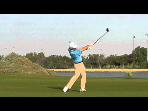 Paul McGinley swing sequence